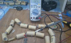Ремонтируем аккумулятор шуруповерта самостоятельно