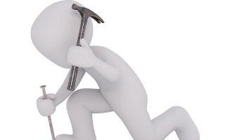 Охрана труда при работе с ручным инструментом